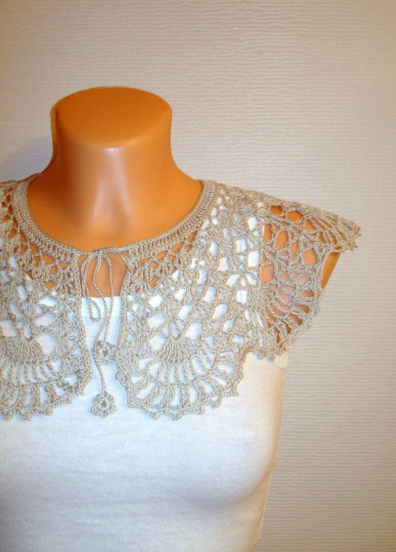 September 2905 by DelicateRetro on Etsy | Crochet lace