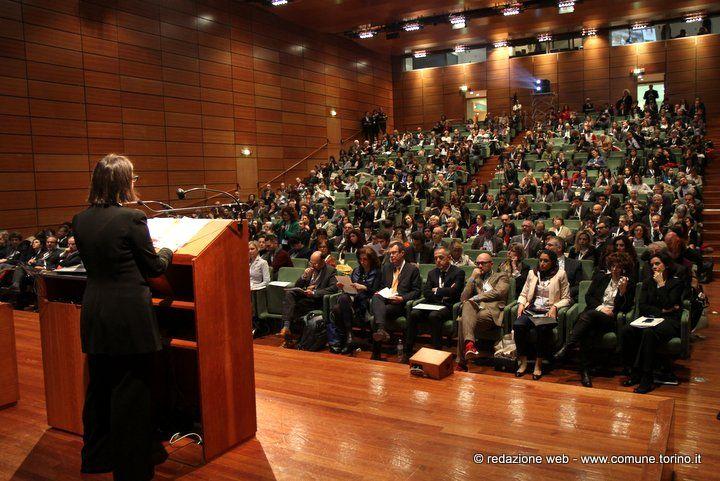 Sala Dei 500 Lingotto.Amiex 2014 La Sala 500 Del Lingotto Torino Di Tutto Un