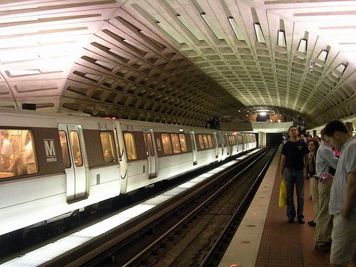 Washington dc metro trip planner