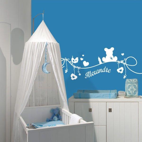 stickers chambre bébé garçon - Recherche Google Chambre bébé - stickers chambre bebe garcon pas cher