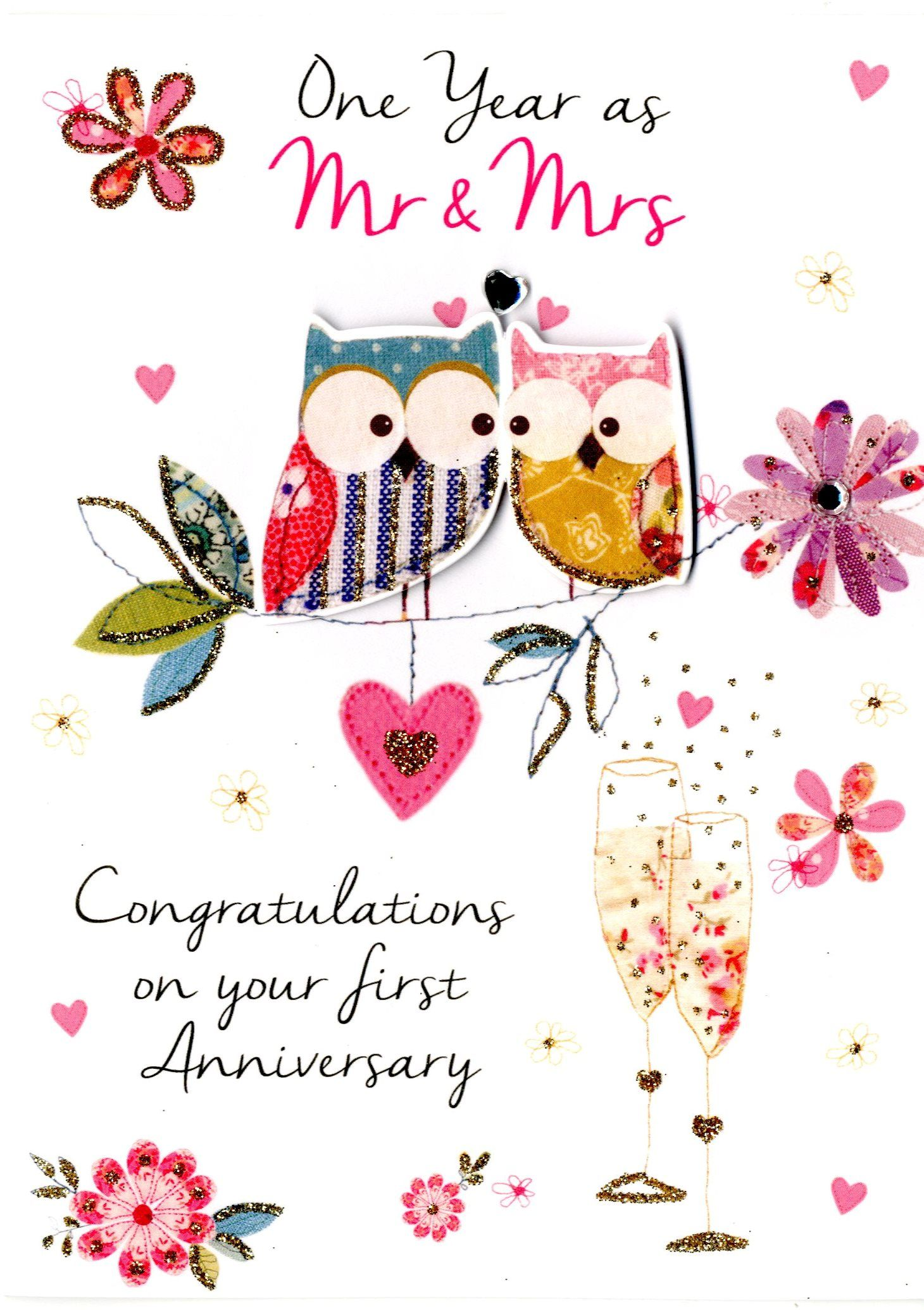 Image result for happy first marriage anniversary | annivre ...