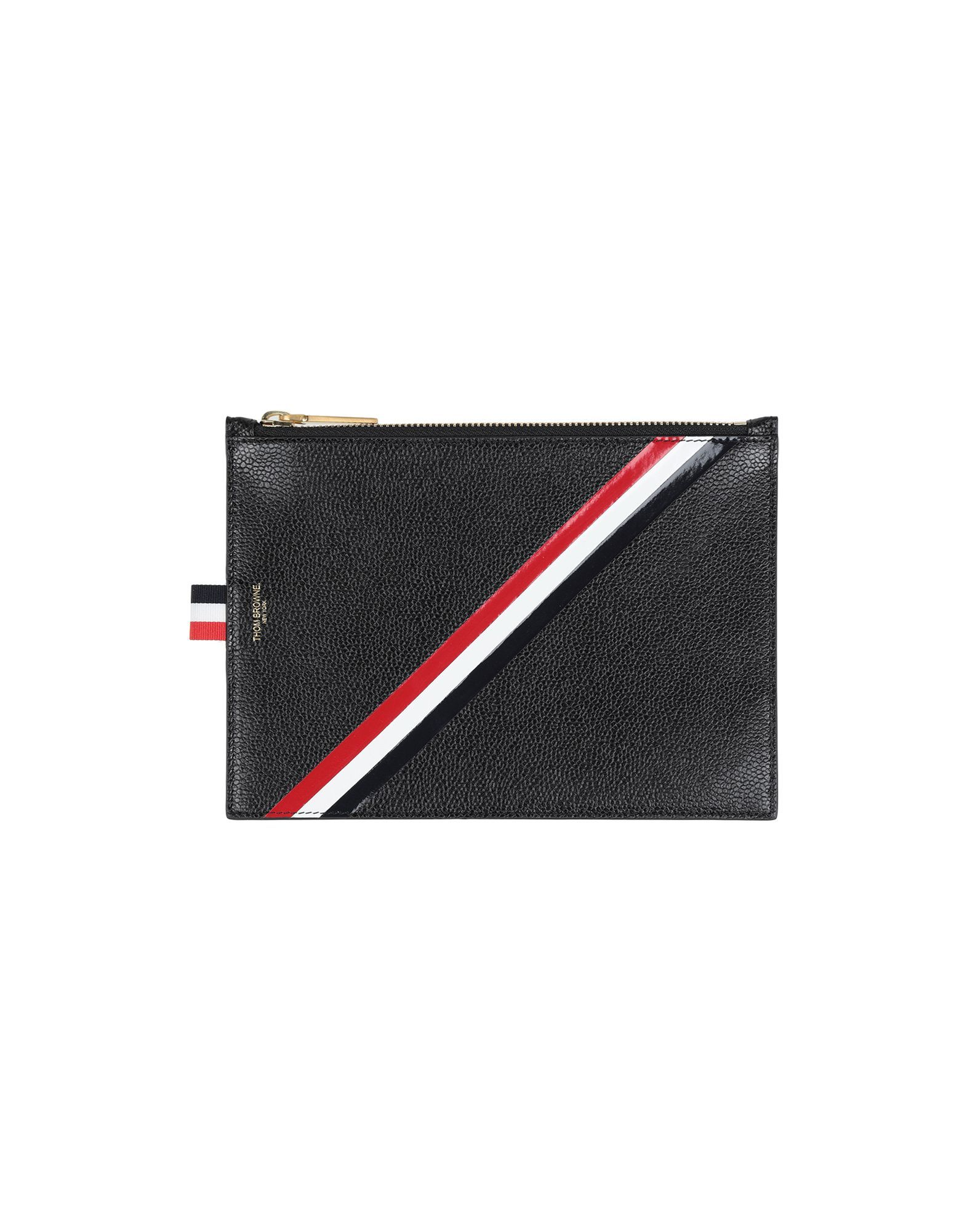 32731bede92 THOM BROWNE POUCHES. #thombrowne | Thom Browne in 2019 | Thom browne ...
