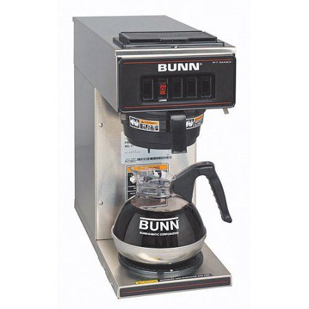 Industrial Scientific Bunn Coffee Coffee Brewer Pour Over Coffee