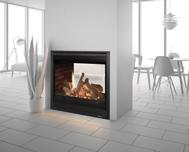 Heat Glo St 36 See Through Gas Fireplace Gas Fireplace