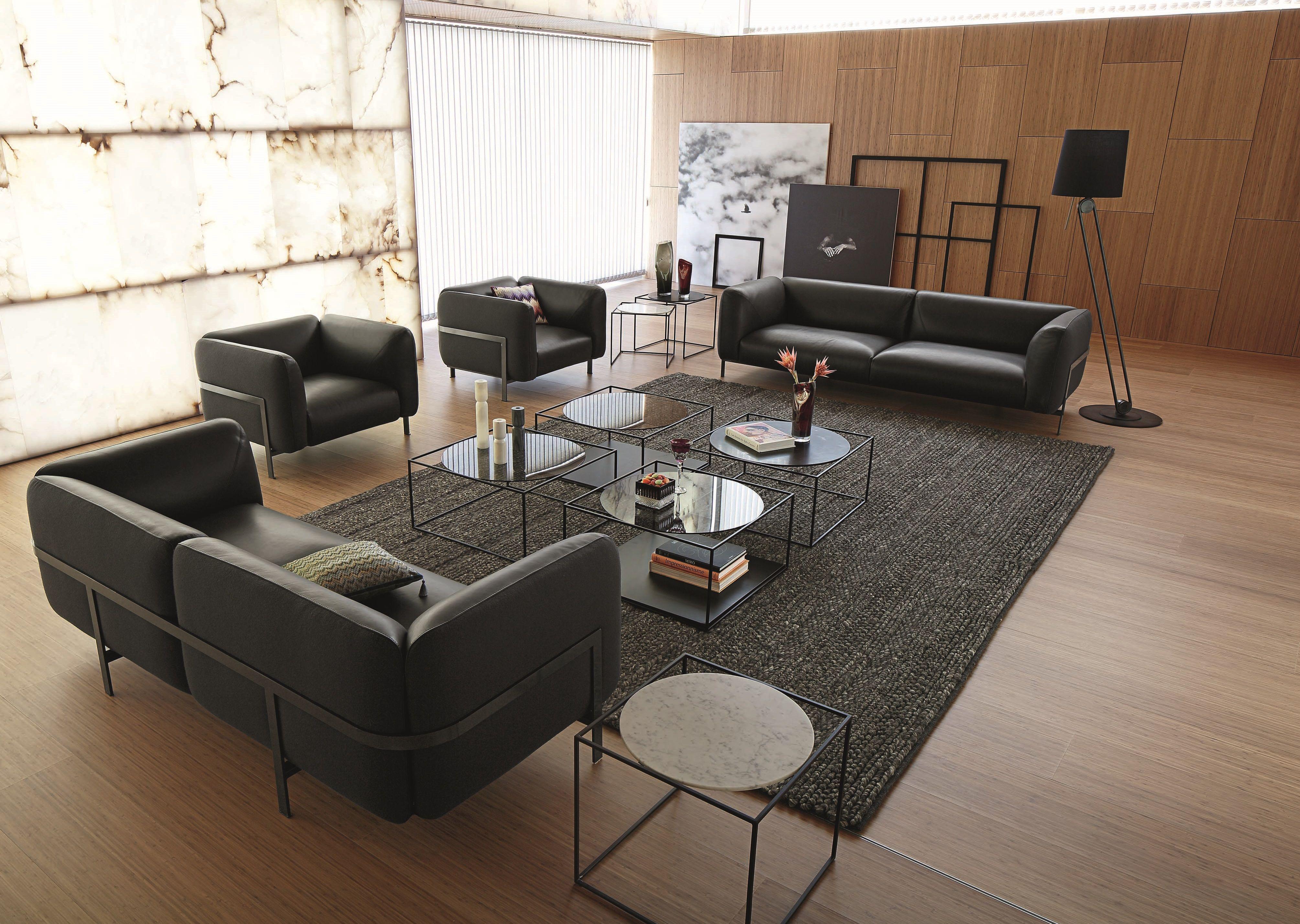 Roche Bobois LOBBY sofa design Cedric Ragot rochebobois