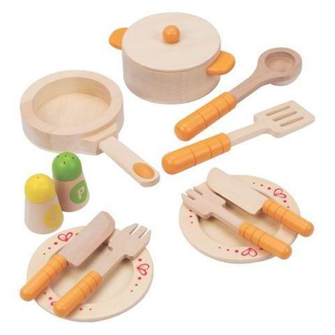 Hape Gourmet Kitchen Starter Set