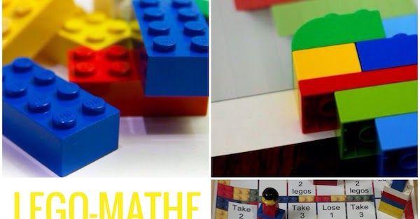 Mathematik mit Lego (mit Bildern) | Spielideen, Unterricht ...