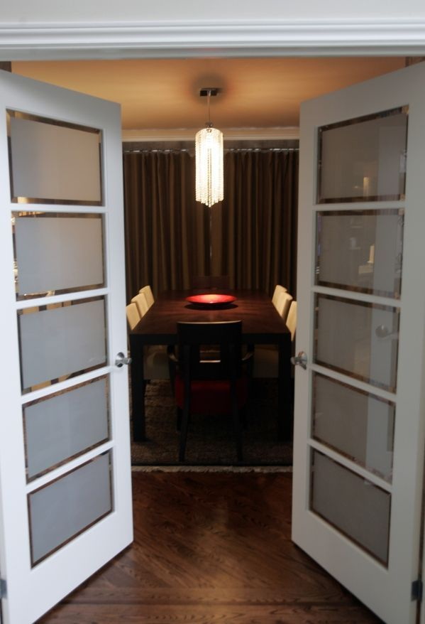 Ordinaire Master Bedroom Interior French Doors With Frosted Glass Door Styles