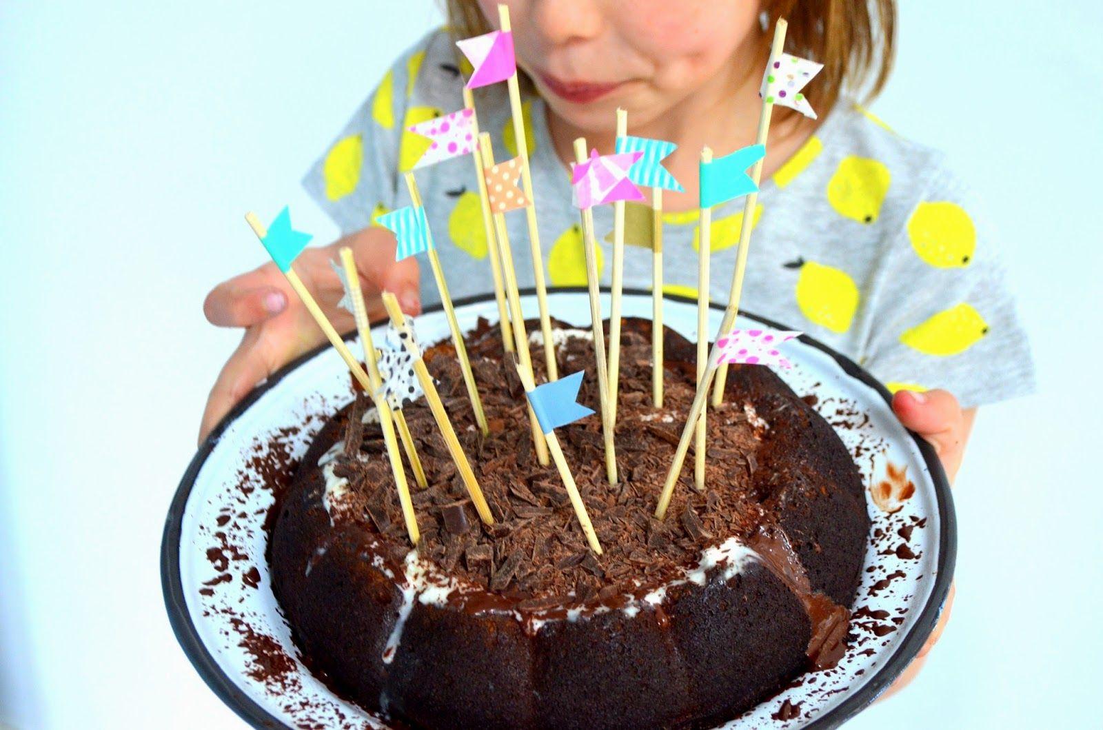 mama van vijf: Over een onweerstaanbare chocoladetaart - april 2015