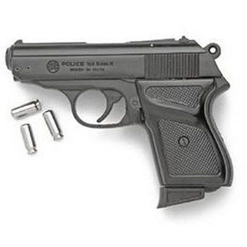 Guns Blank Firing German Replica Starter Pistol Black Starter