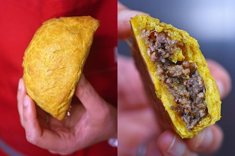 Paleo Curried Meat Pies Paleo Curried Meat Pies, a.k.a. better-for-you grain-free hot pockets, are a simple, make-ahead, freezer-friendly, portable dish that you can easily make with leftovers!