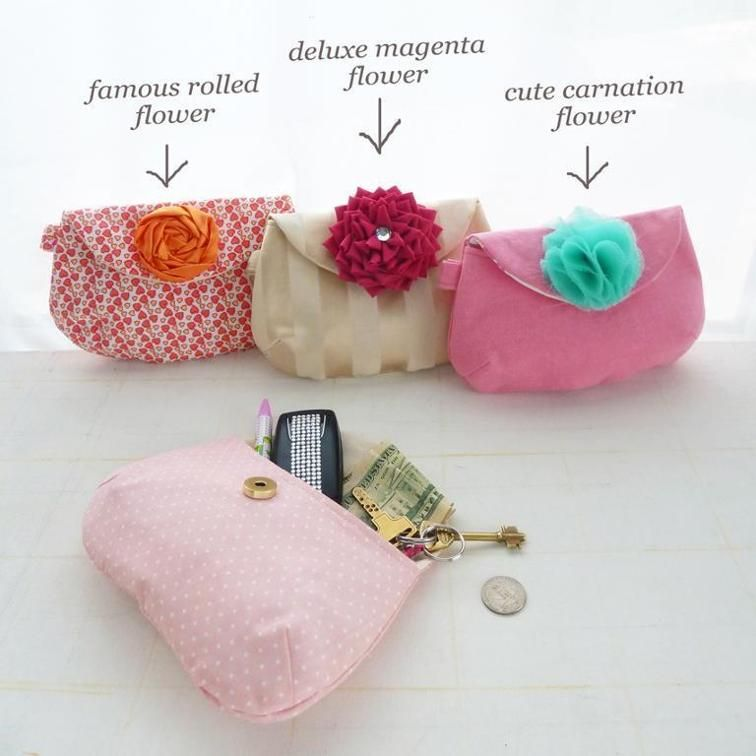 Purse Louise Tutorial Sewing Pattern   Craftsy