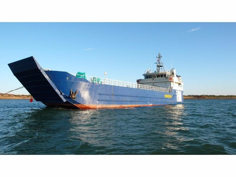Commercial Boats For Sale - Lct - 48 mtr LCT (Landing Craft