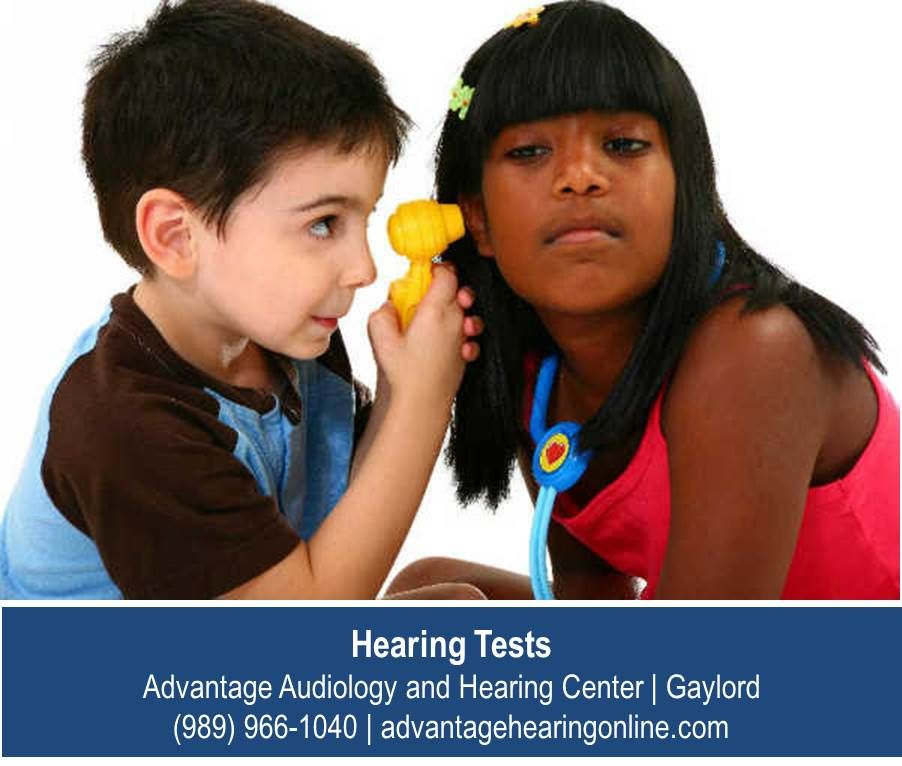 Pin on hearing tests gaylord