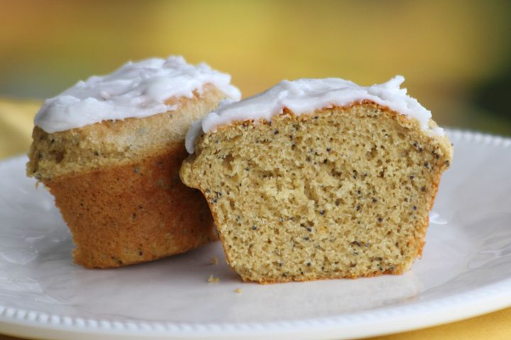 FlapJacked Lemon Poppyseed Protein Muffin Recipe