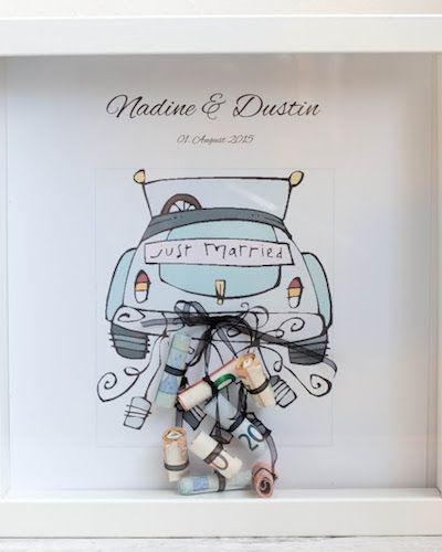 Photo of Envolviendo regalos de dinero creativamente: buenas ideas para la boda