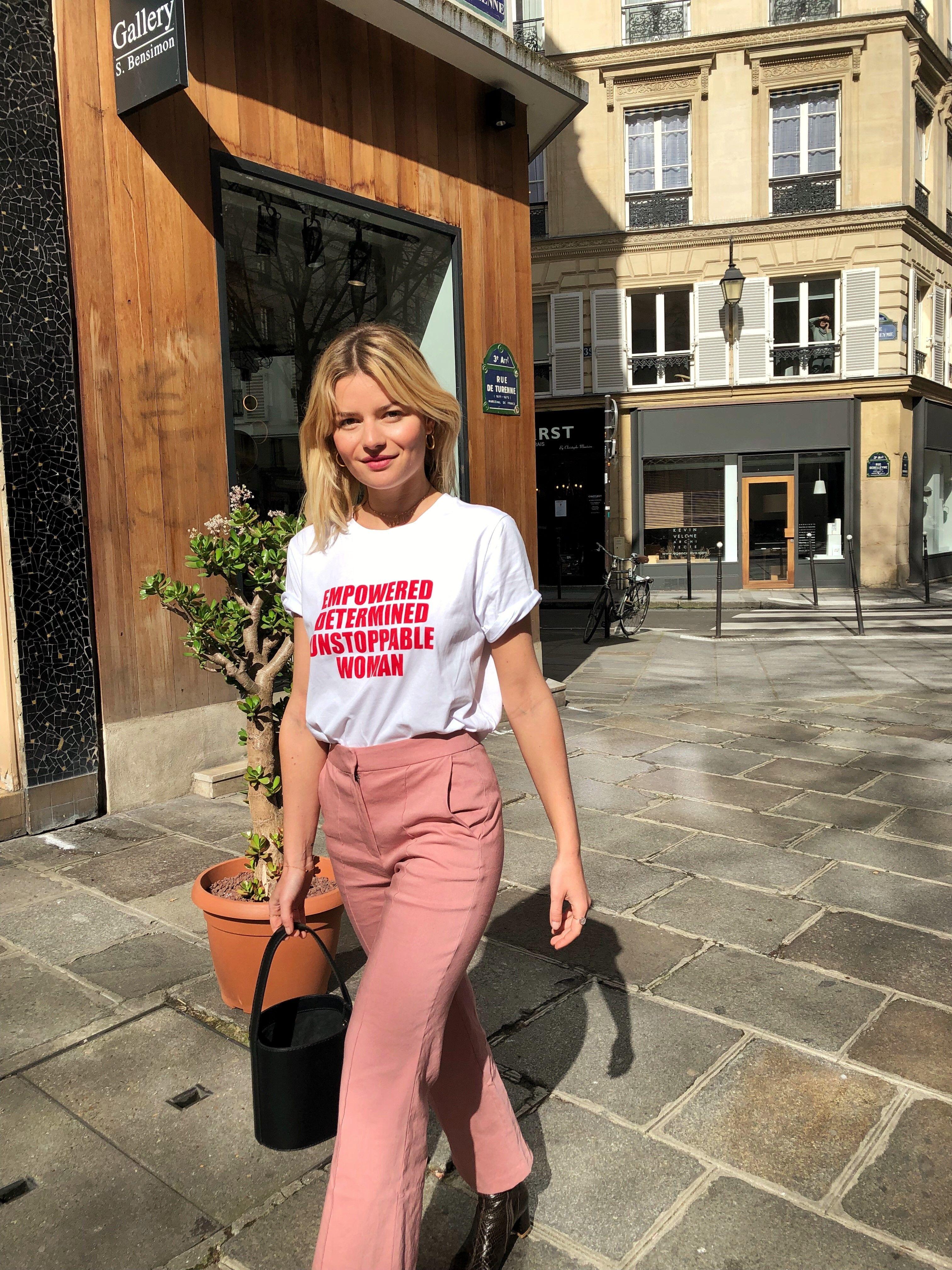 De 2019SModa La En Ropa Día Mujer Camiseta EstiloY bf7g6y
