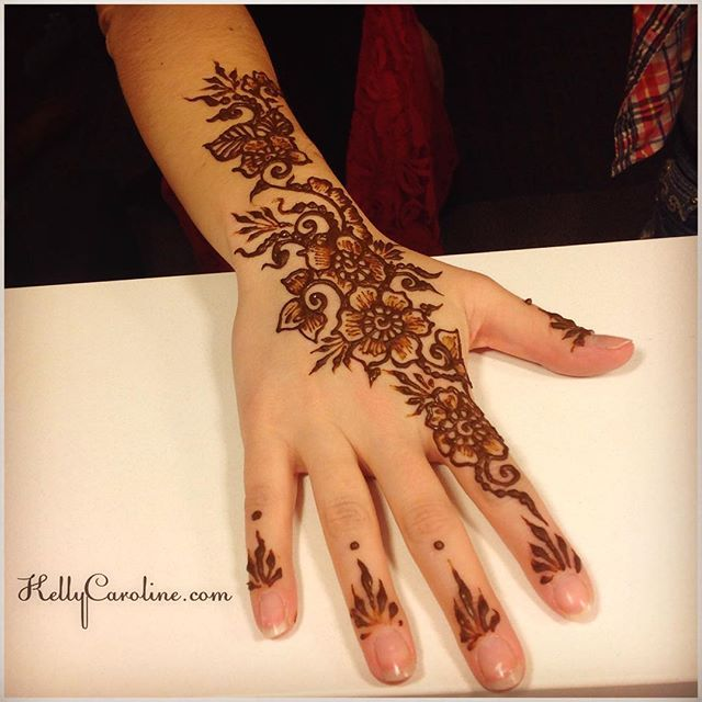 Wedding Party Henna Tonight A Fun Night In Ann Arbor At The