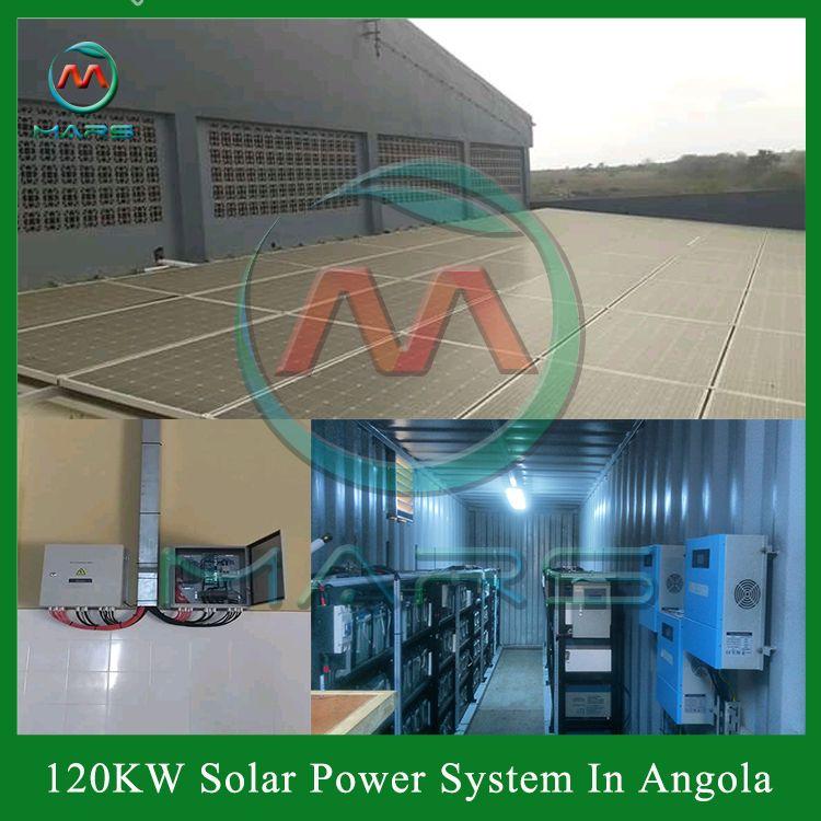 Solar System In Angola In 2020 Solar Power System Solar Power Solar