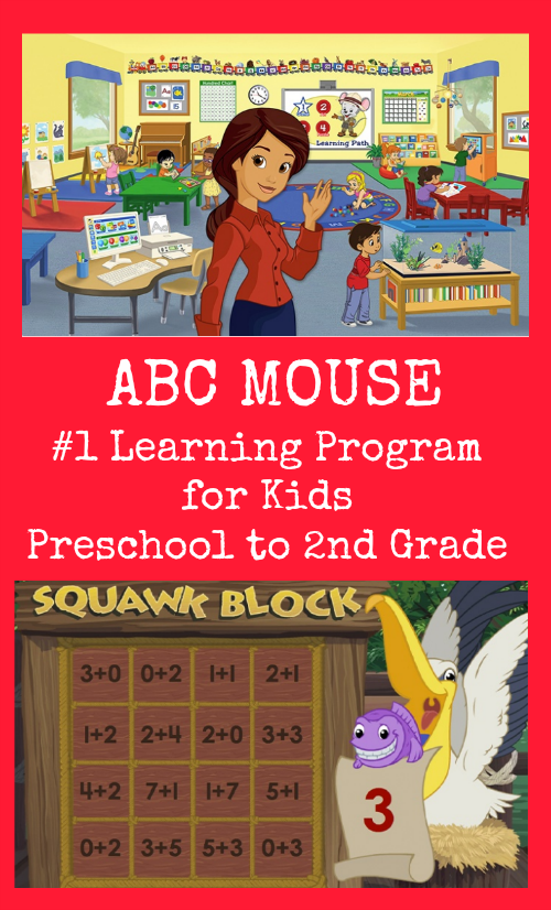 ABCmouse Only 5 for 2 Months 1 Online Learning App for