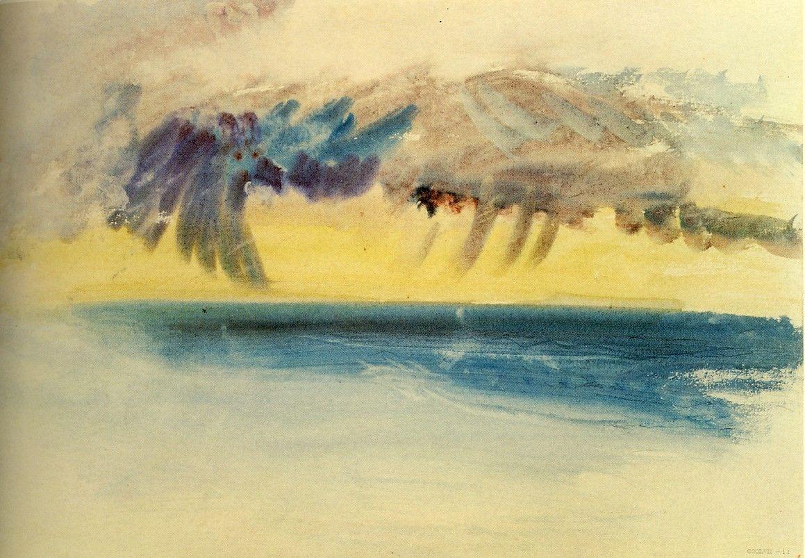 Turner Watercolor Google Search William Turner Foto
