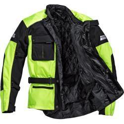 Photo of Dxr Tour casaco têxtil 2.0 amarelo homens tamanho M