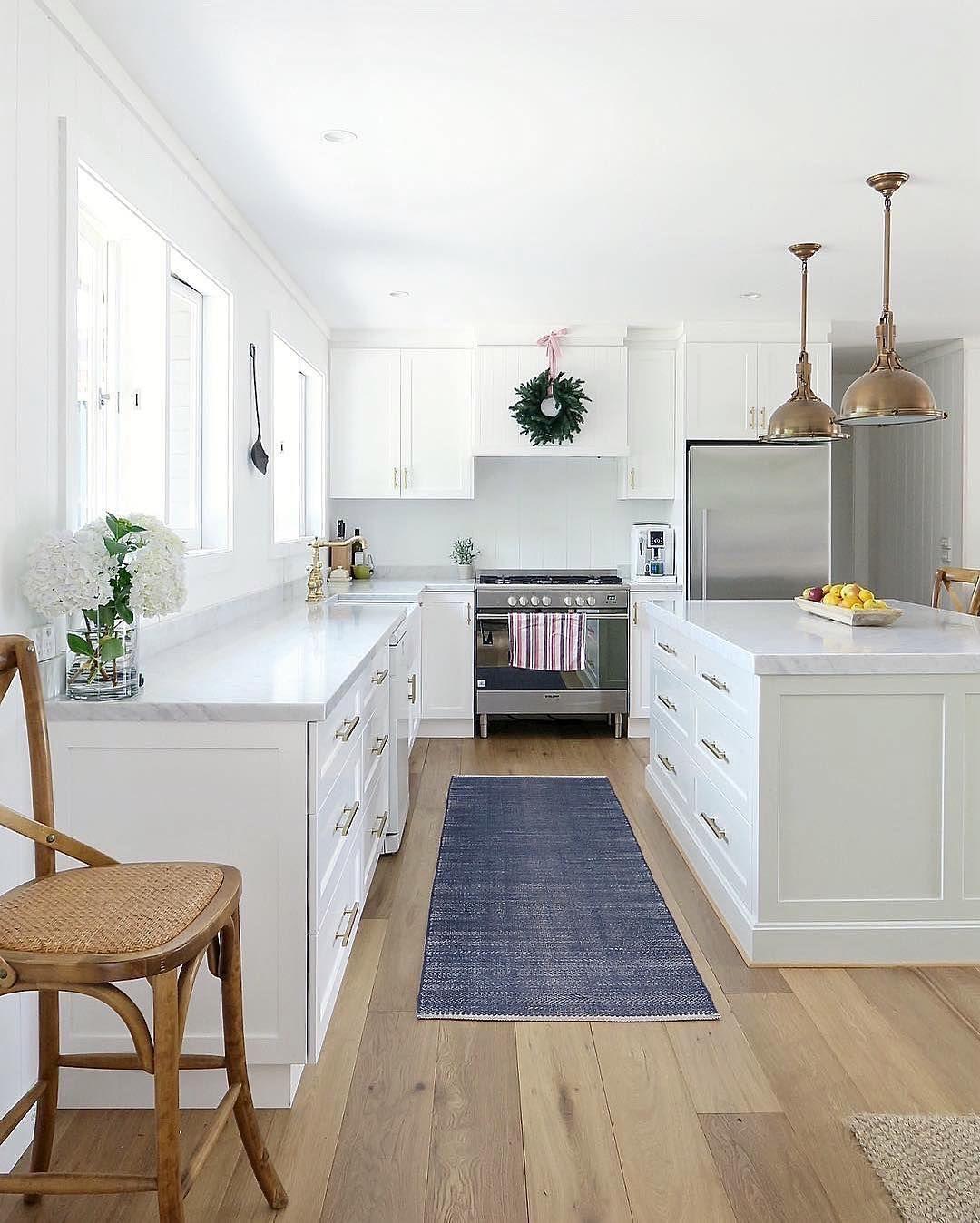 White Kitchen. | Kitchens | Pinterest | Kitchens, Design firms and ...