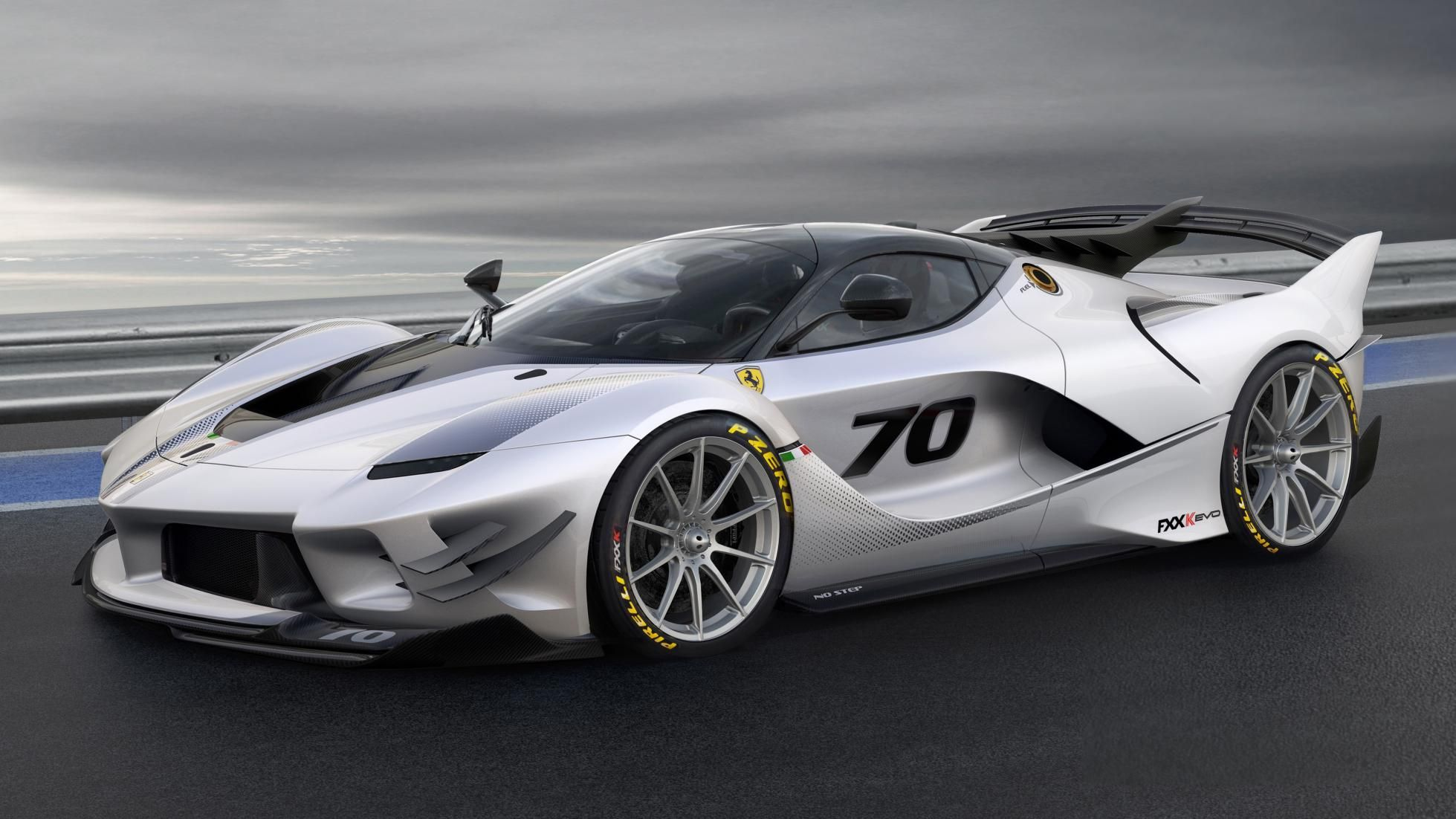 Beau Then Came The LaFerrari Based FXX K, And It Was Wild. Now, Just When You  Thought It Was Safe To Go Back Into The Water ...