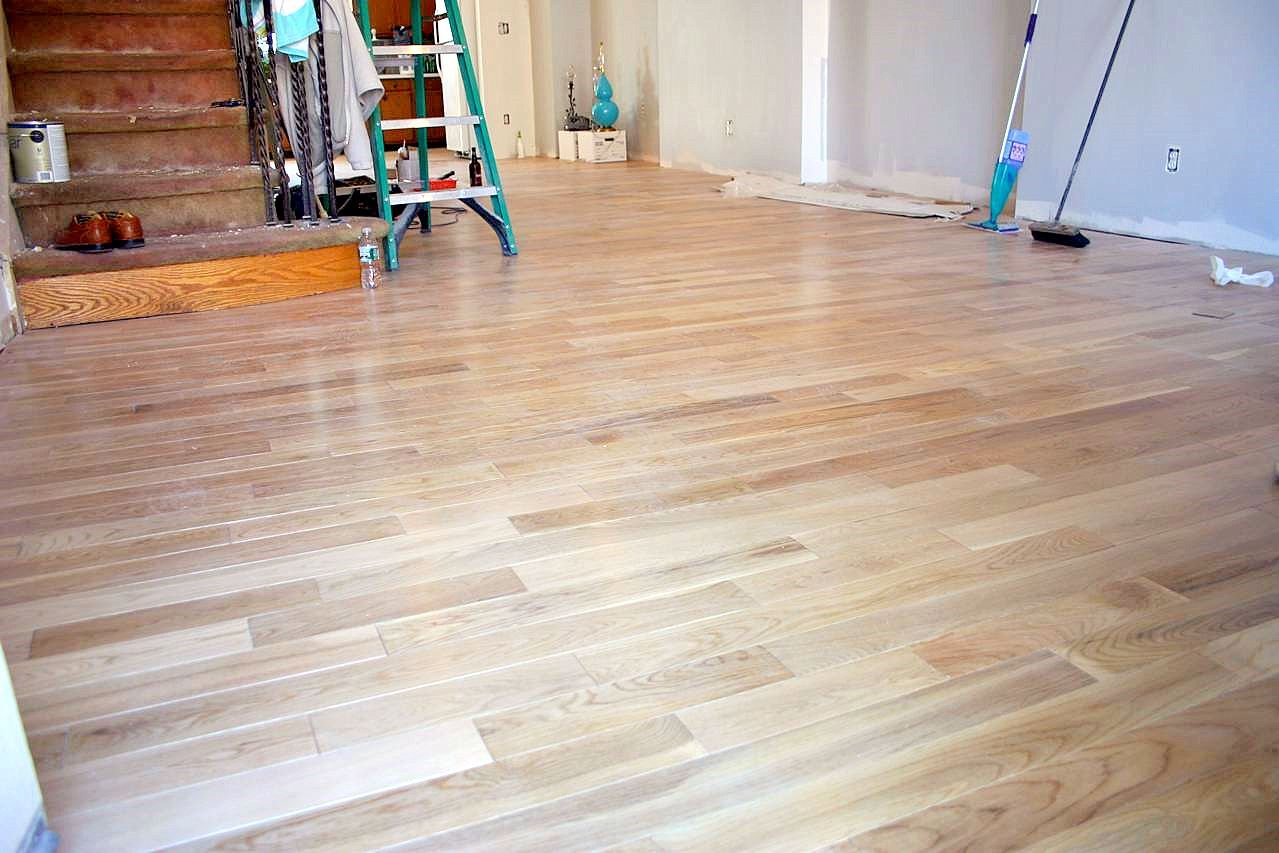 White Oak Natural White Oak Hardwood Floors White Oak Floors Modern Design Pictures