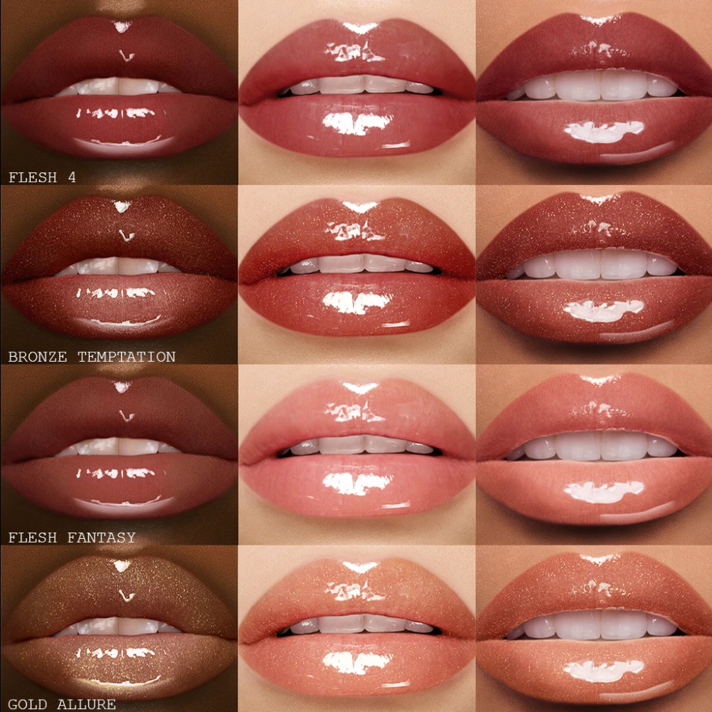 Lust: gloss four-piece kits