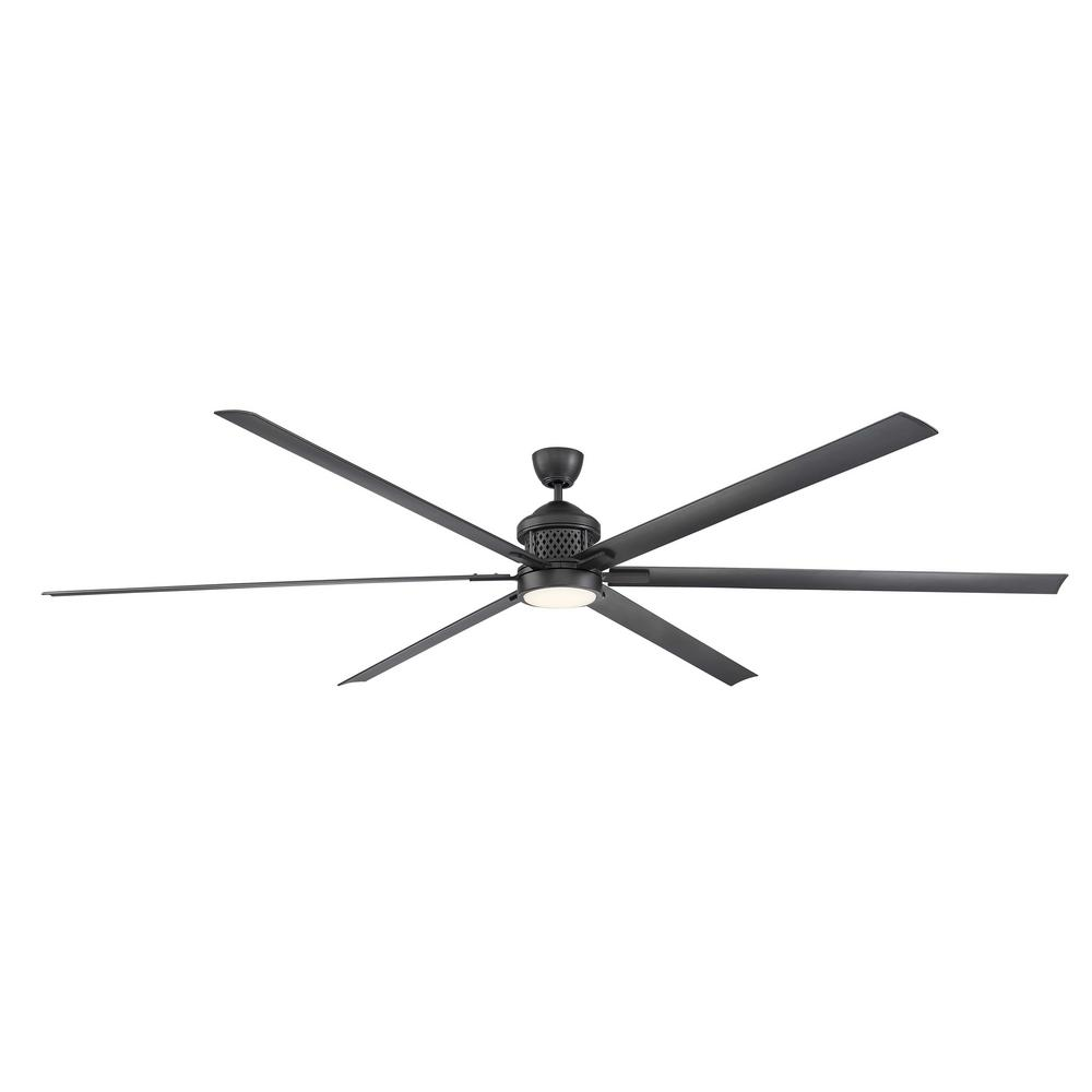 Home Decorators Collection Royalty 120 In Led Outdoor Natural Iron Ceiling Fan With Remote Control Am590 Ni The Home Depot Ceiling Fan With Remote Ceiling Fan Ceiling Fan With Light