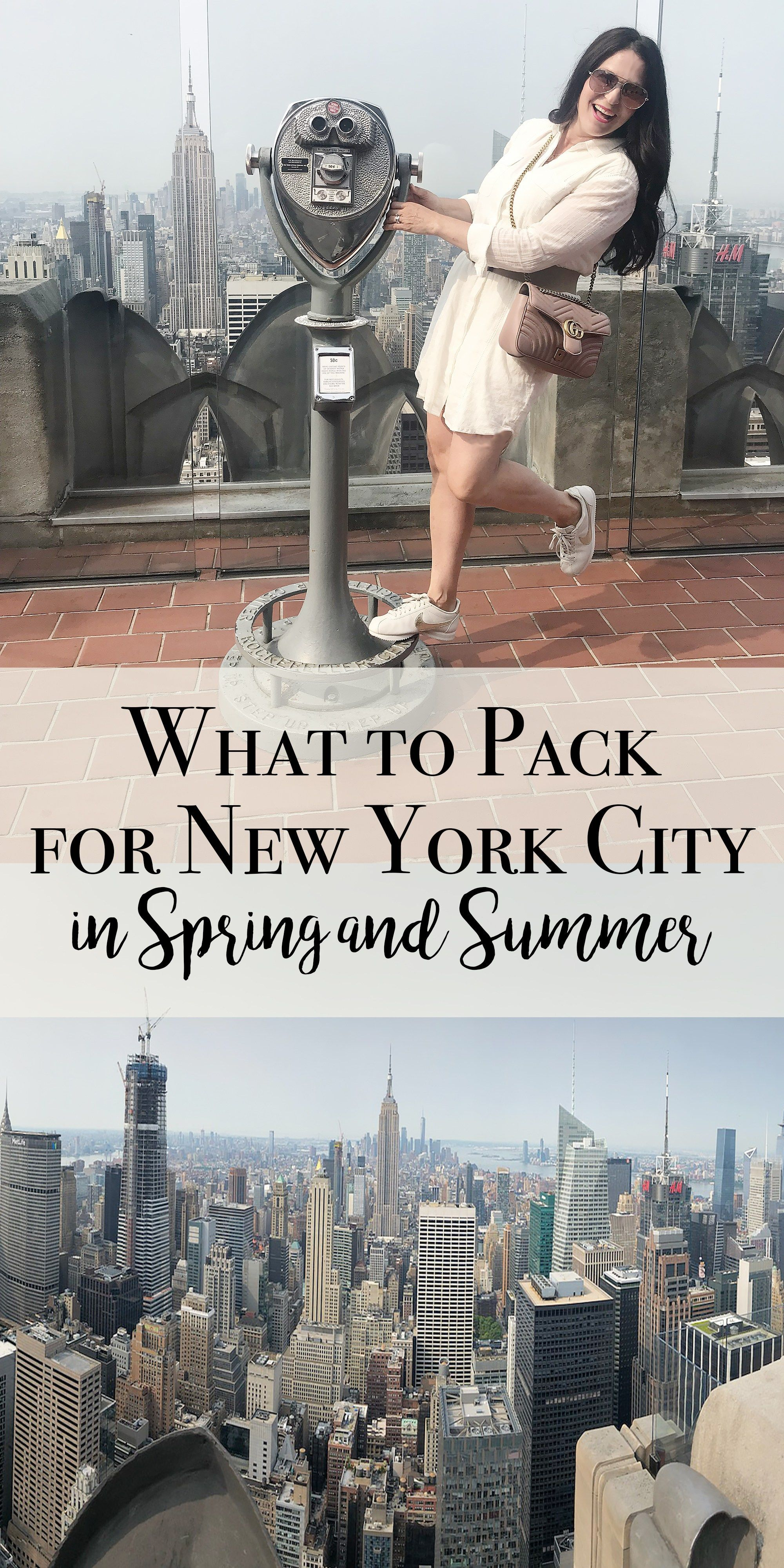 What To Pack For New York City