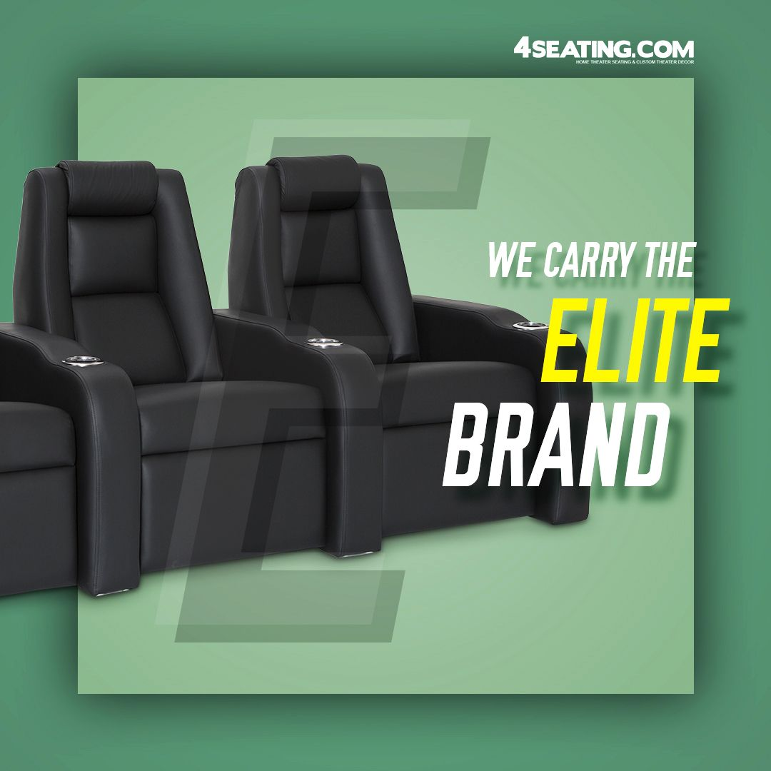 Elite Möbel Sofas Elite Home Theater Seating Isn T Just A Fancy Slogan For