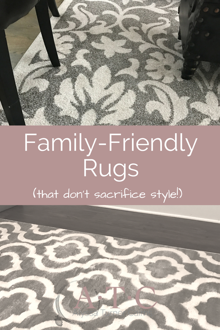 Family Friendly Rugs With Style