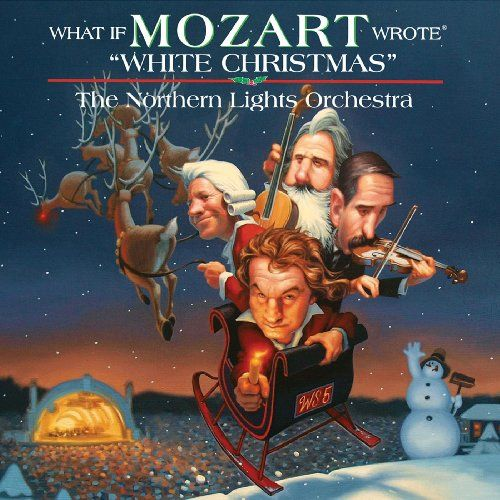 Northern Lights Orchestra - What If Mozart Wrote 'White Christmas'