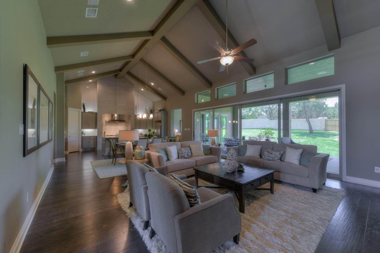 San Antonio Custom Home Builder Monticello