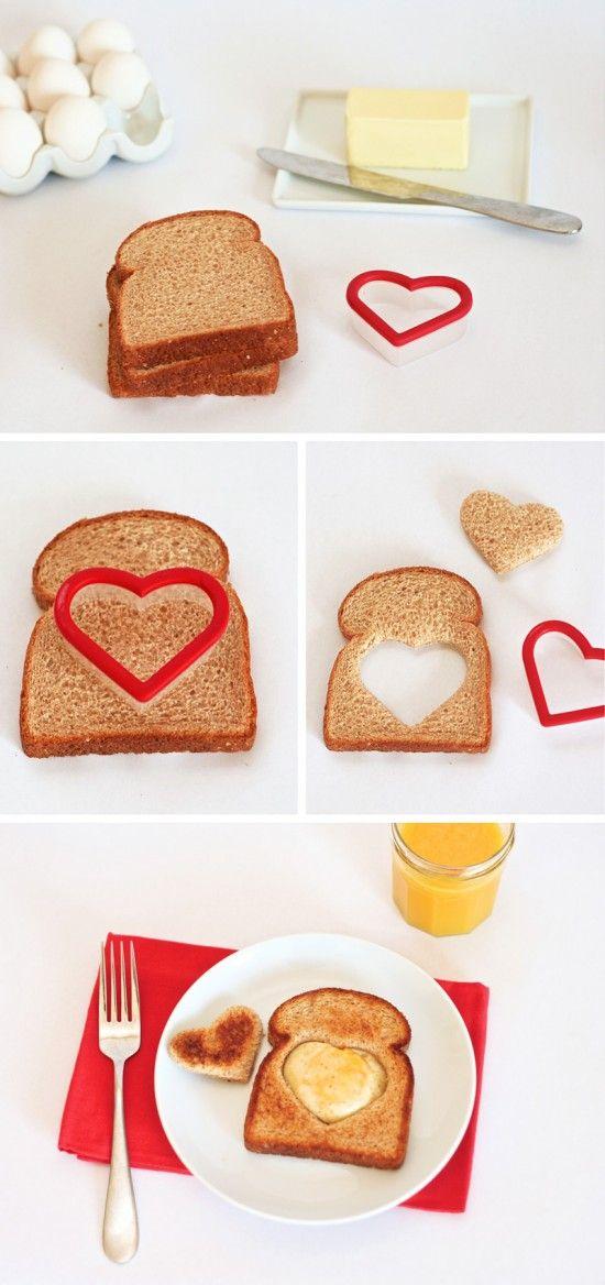 Love Nest Valentines Breakfast OneCharmingParty.com #valentines ...