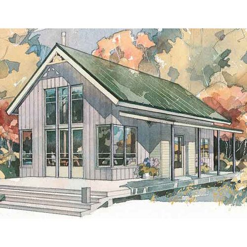Coastal Living 6 Tiny Beach House Plans