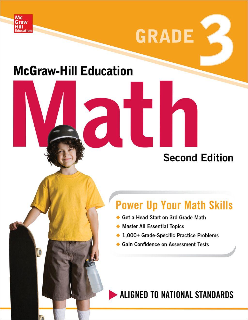 Mcgraw Hill Education Math Grade 3 Second Edition Ebook