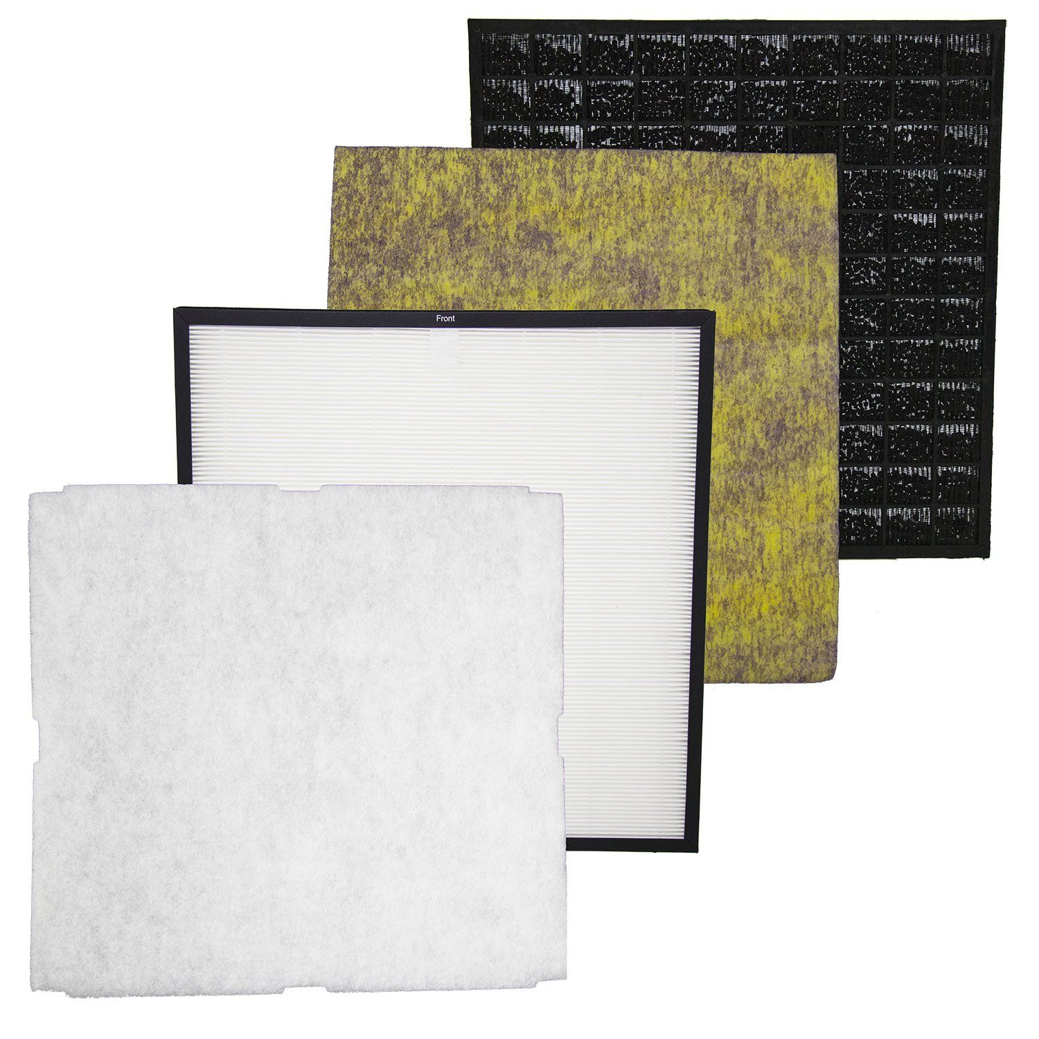 Replacement for Rabbit Air MinusA2 Filter Replacement Kit