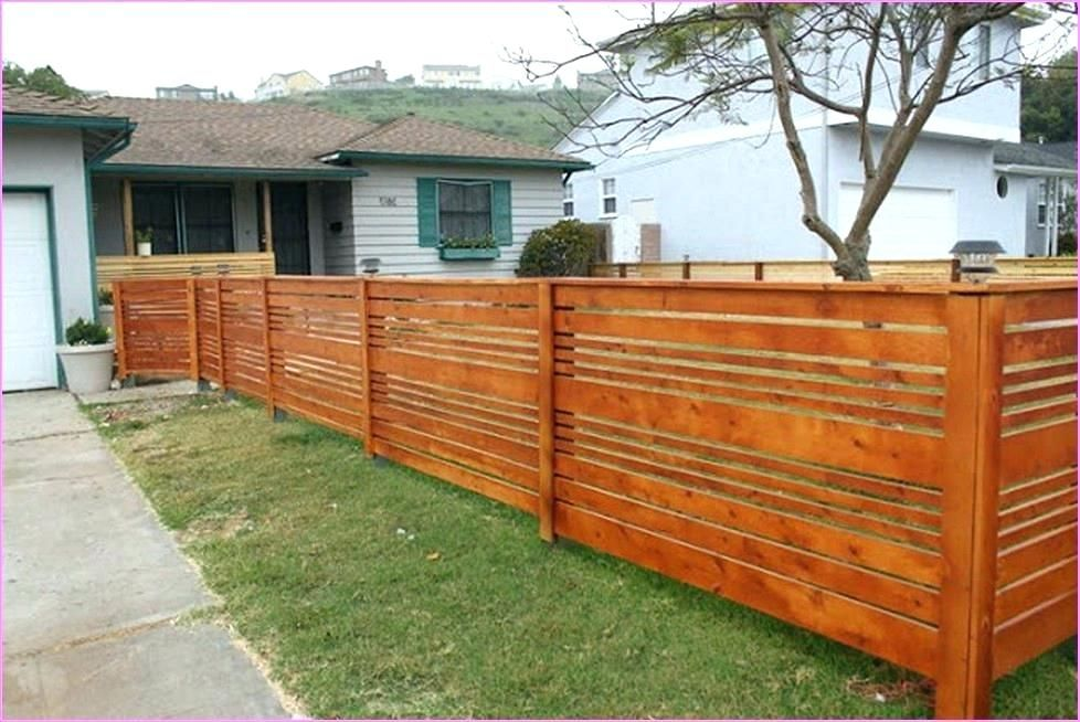 Front Yard Privacy Fence Front Yard Fence Ideas Front Yard Fencing