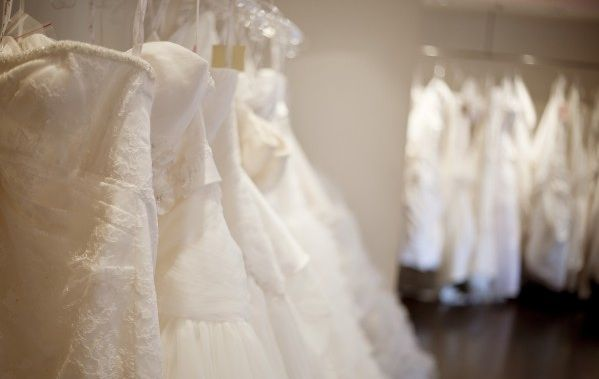 Yea Or Nay: Buying A Used Wedding Gown Online? / Photo Courtesy of ...