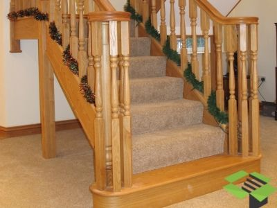 Best Traditional Oak 2 Staircase Manufacturers Bespoke 400 x 300