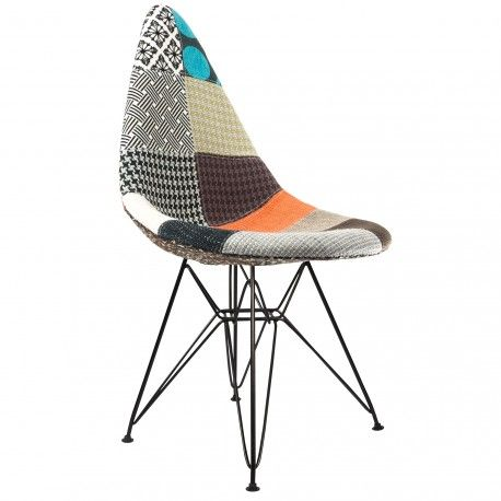 Chaise Drop Dsr Patchwork Chaise Charles Eames Eames Chaise