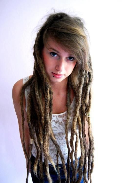 Hairstyles For Dreads find this pin and more on wedding styles for locs dreadlocks braids twists by adanacollins Dreadlocks Dreads Hairstyles