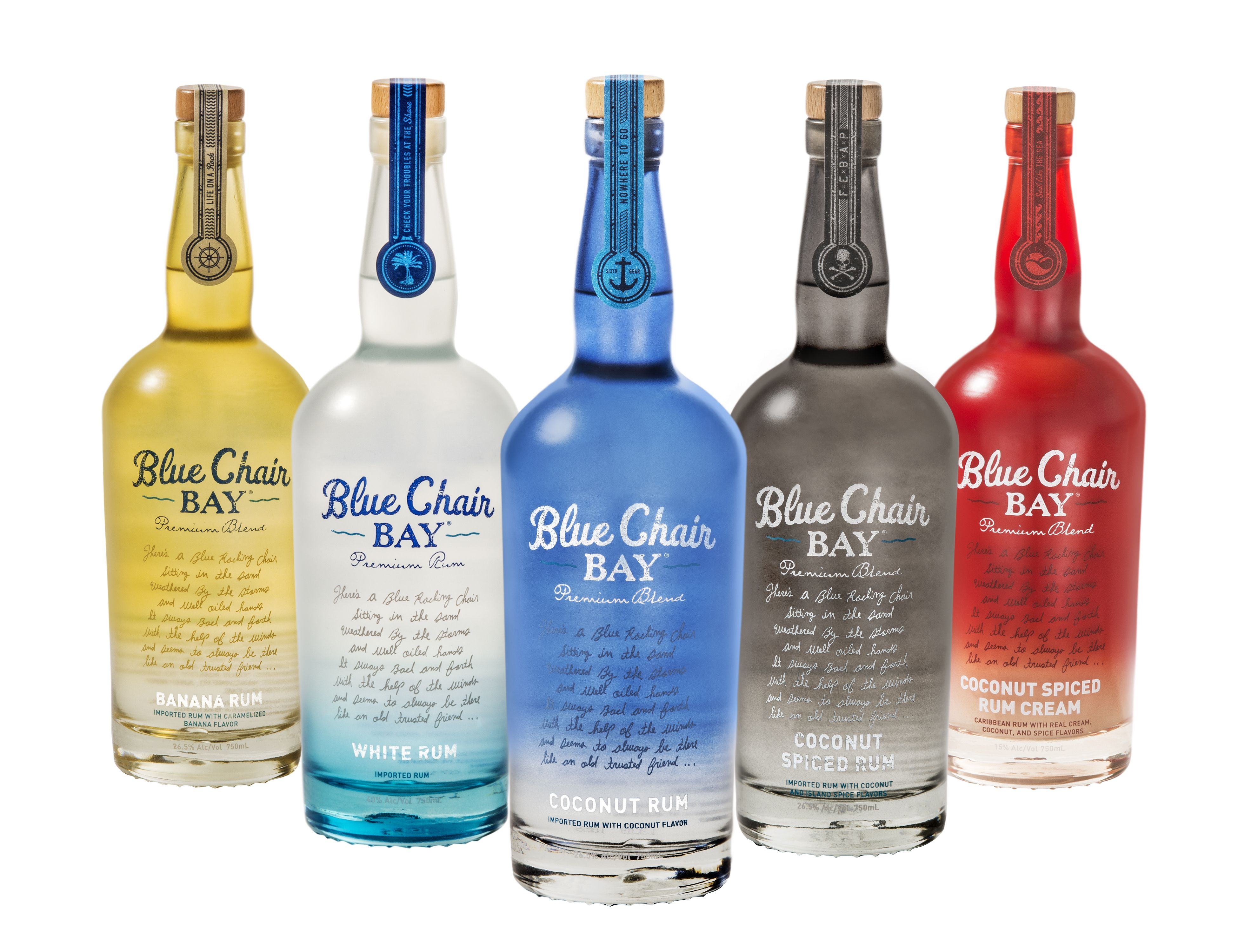Blue Chair Bay Rum Appoints New President Rum, Bay rum
