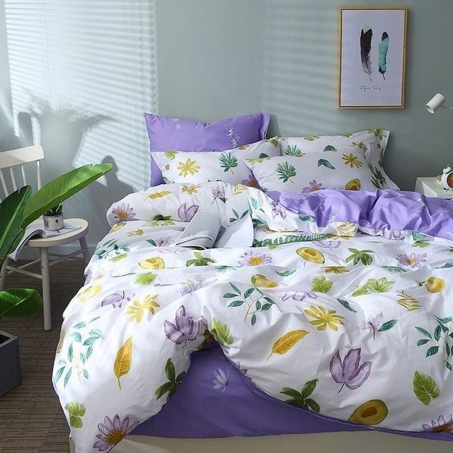 Floral Duvet Bedding Sets and More!