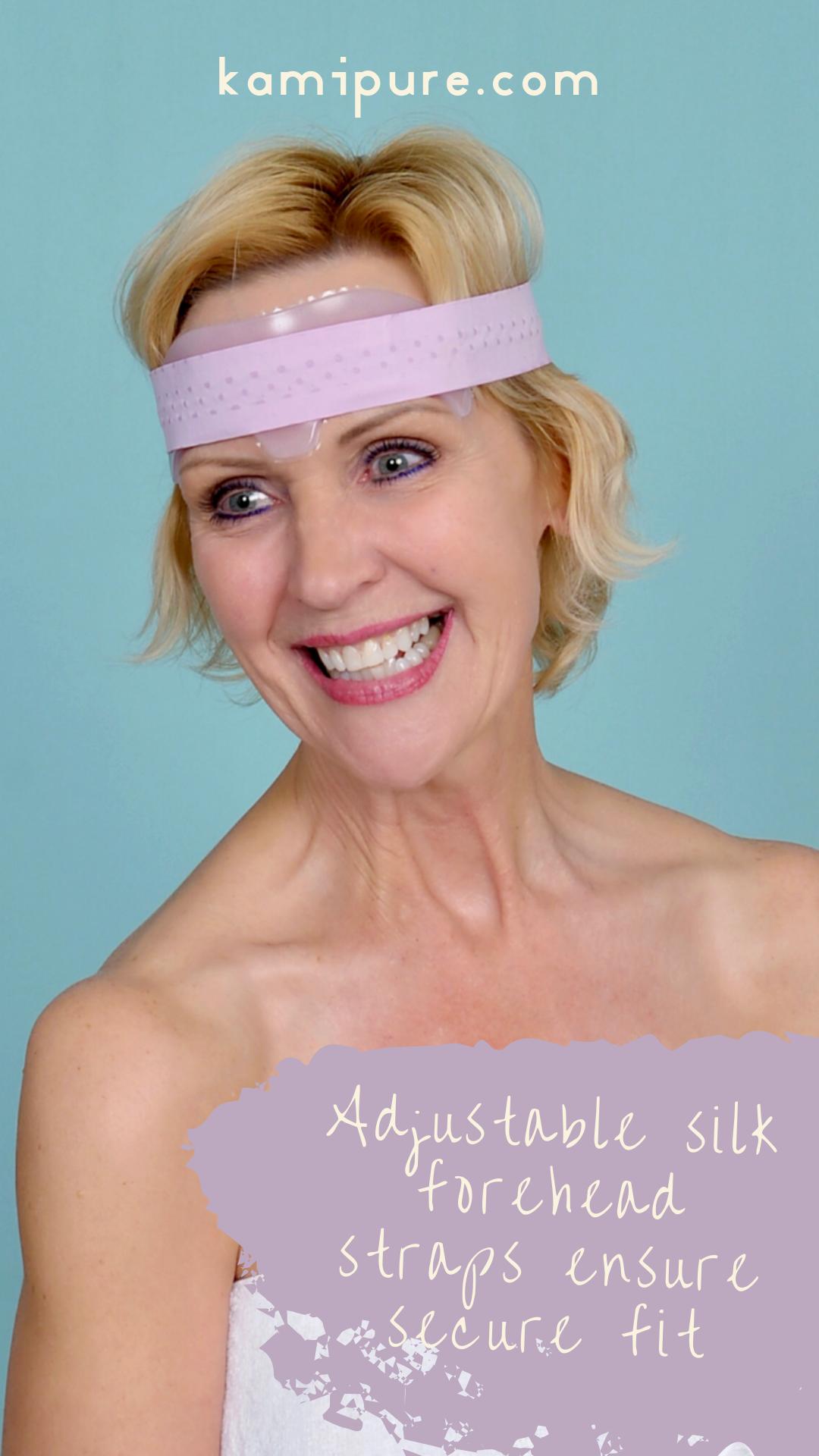 Wrinkle Recovery Forehead Pad Wrinkle treatment, Wrinkle