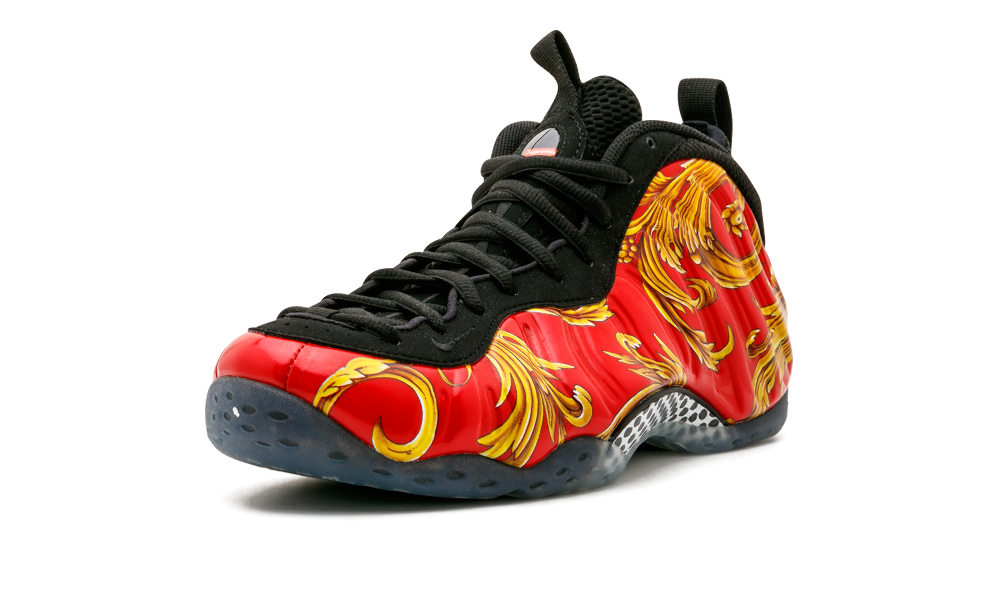 9621922e70509 Nike Air Foamposite 1 Supreme SP Sport Red Black in 2019