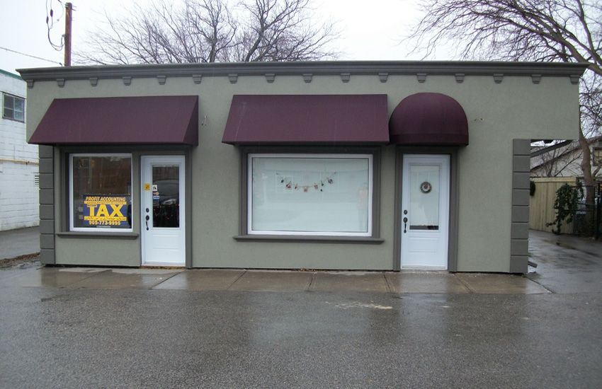 Quarterball And Traditional Stationary Awnings Retractable Awning Awning Windows And Doors